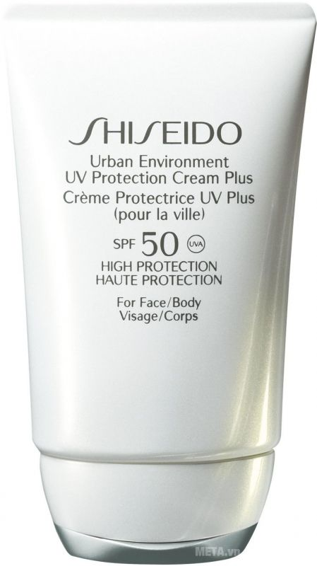 Kem chống nắng Shiseido Urban Environment UV Protection Cream Plus