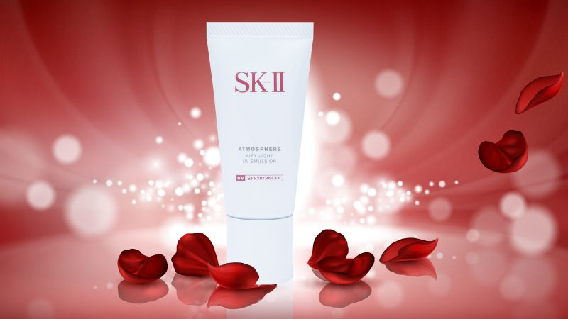 Kem chống nắng SK-II Atmosphere Airy Light UV Emulsion